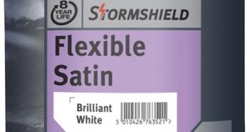 Johnstone's Stormshield Flexible Satin