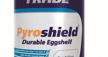 Dulux Pyroshield Durable Eggshell