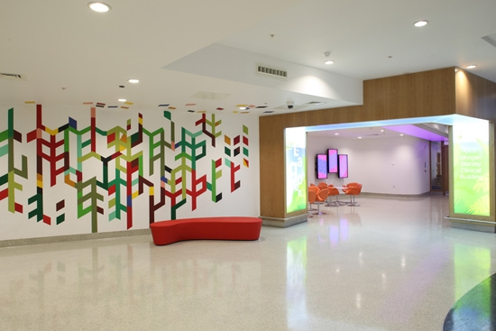 Morgan Stanley Building Johnstones Durable Matt Paint