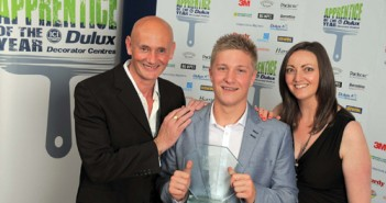 National Apprentice Of The Year Winner, Dulux