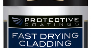 crown fast drying trade cladding finish
