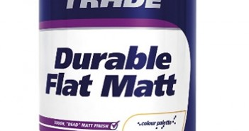 Dulux Trade Durable Flat Matt Paint