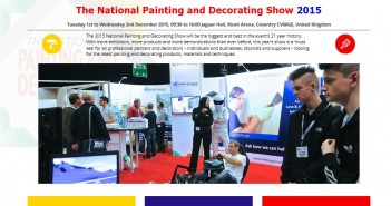The National Painting and Decorating Show at the Ricoh Arena