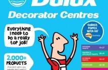 Dulux Decorators Centres Catalogue