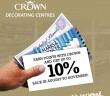 Crown Rewards Scheme forDecorating Trades