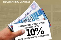 Crown Rewards Scheme forDecorating Trades