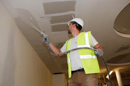 Knauf-Drywall-Machine-Plaster