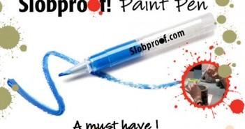Slobproof Paint Pen