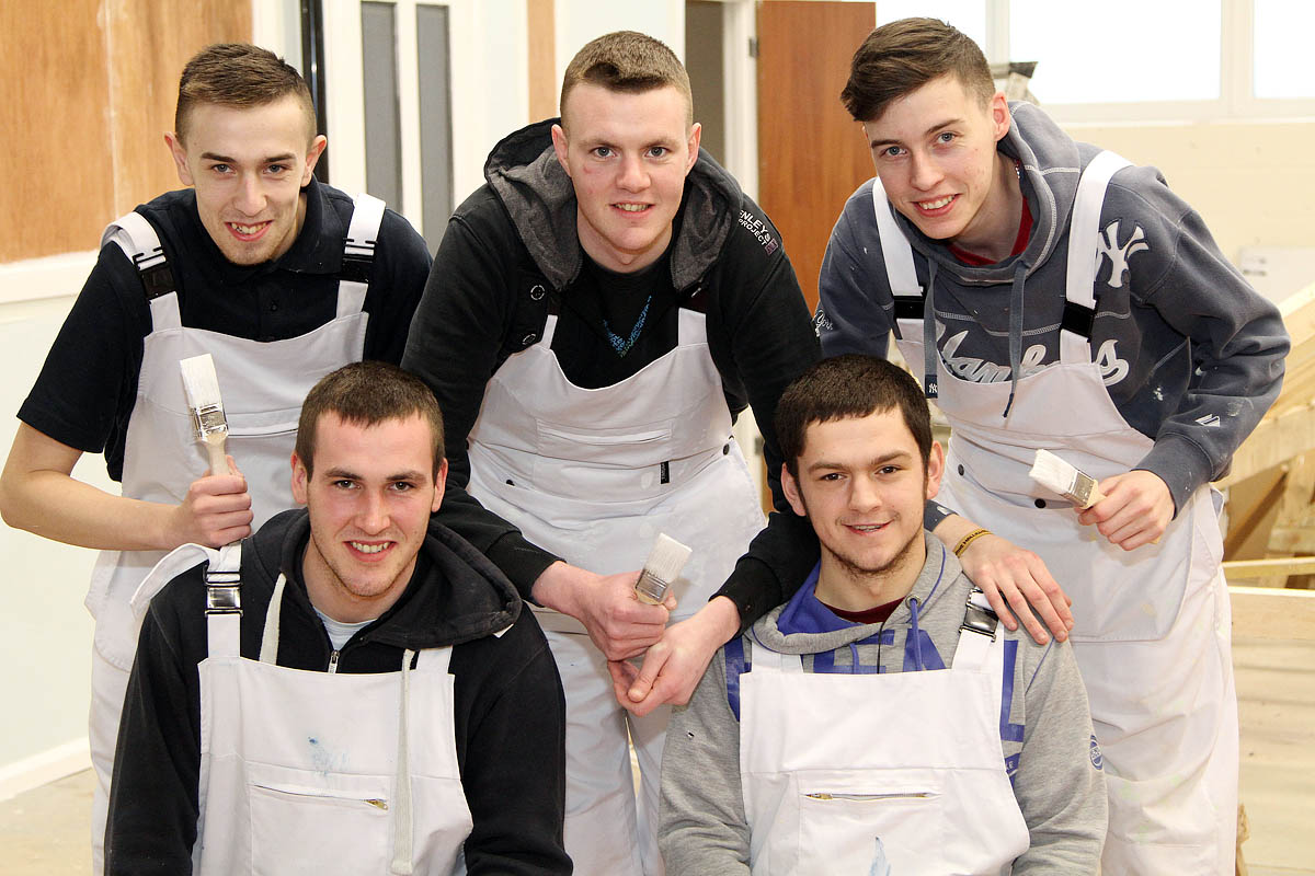 Ingeus Work Programme Apprentices Are Go Painting News
