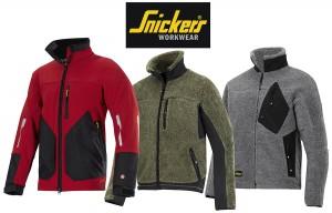 snickers workwear jackets fleeces