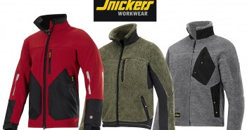 snickers workware jackets fleeces
