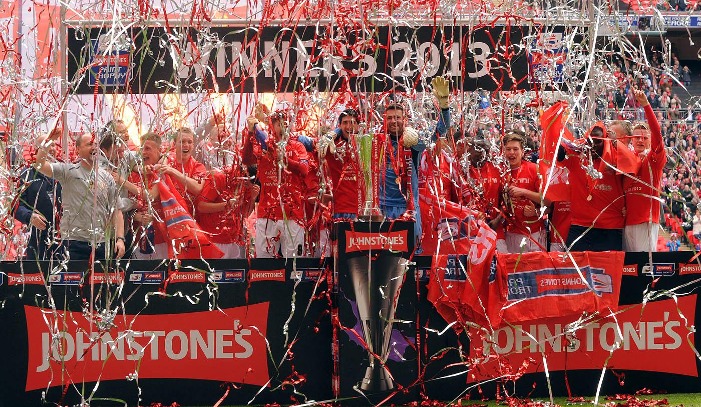 johnstones paint trophy