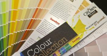 sandtext colour fandeck