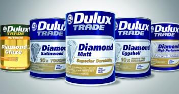 Improved Dulux Durability range
