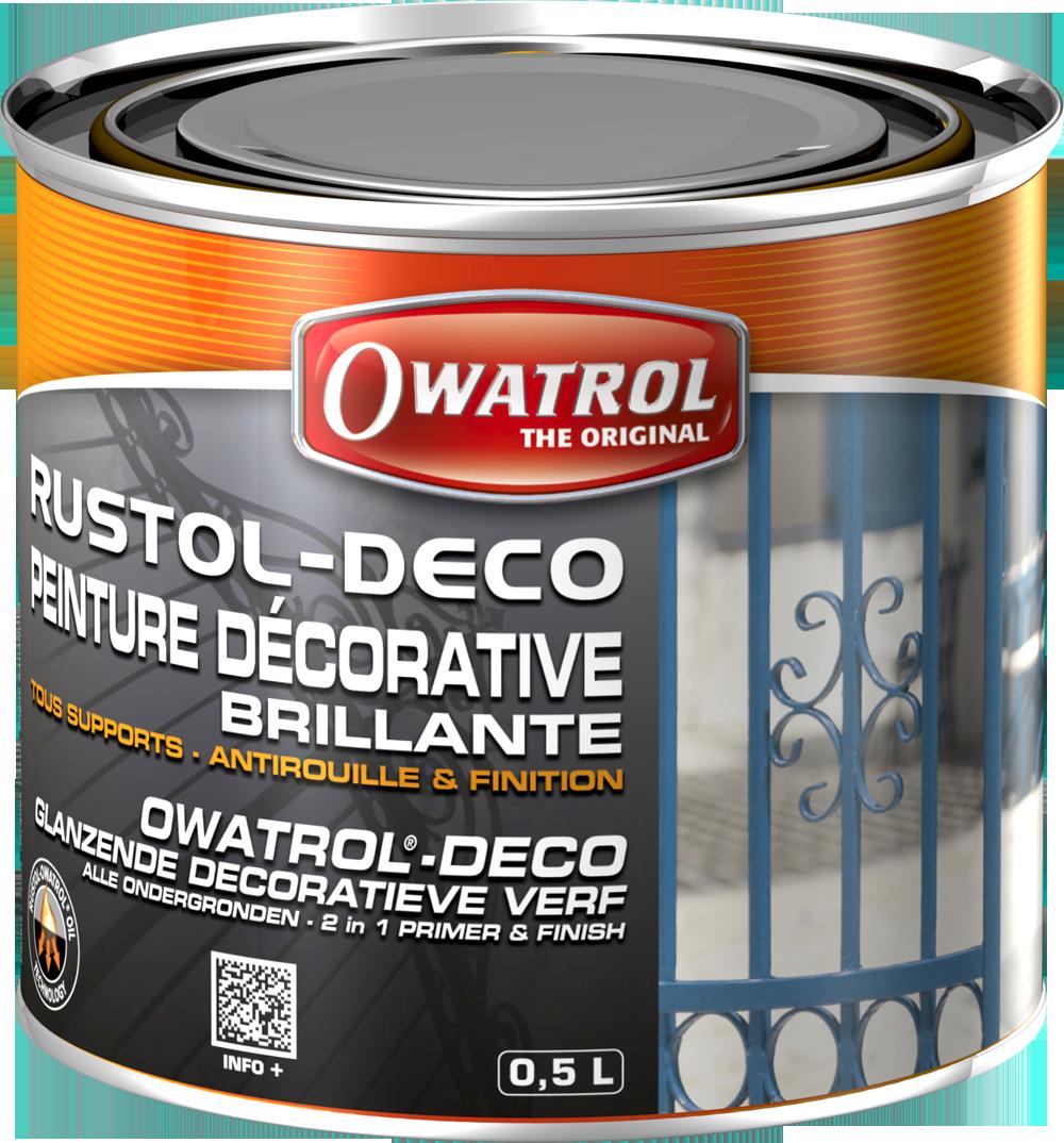 owatrol deco decorative rust inhibitor