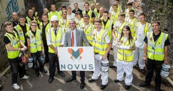 Novus Apprentice Community Challenge Day