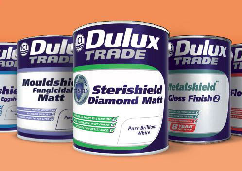 Dulux Protection Range Guide