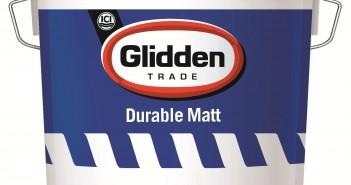 Glidden Durable Matt Paint