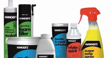 Manger's cleaners fillers adhesives solvents