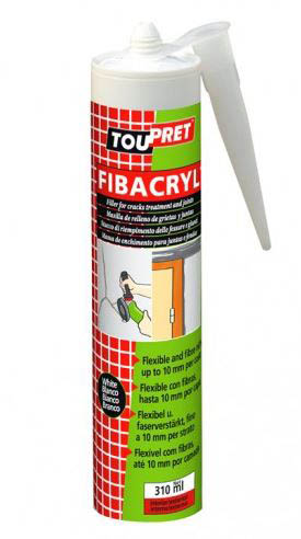Toupret Fibacryl Flexible Fibre Filler Painting And Decorating News