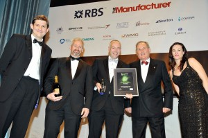 Crown is Sustainable Manufacturer of the Year