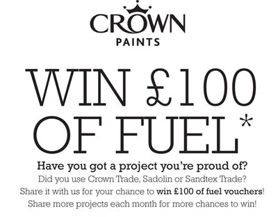 crown trade £00 fuel competition