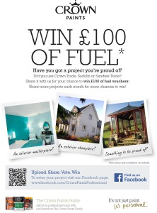 Crown Trade £100 Fuel Competition