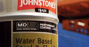 Johnstone's Water-Based Steel and Cladding Topcoat