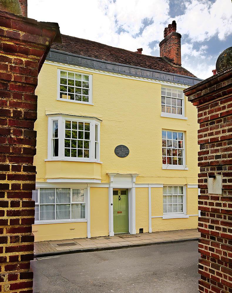 Johnstone s pride in jane austen painting and decorating - Johnstones exterior masonry paint ...