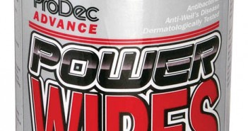 prodec power wipes