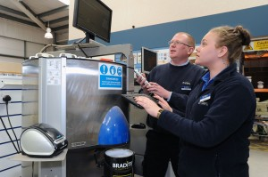 Bradite gets colourful with Brewers