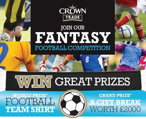 Crown Trade World Cup Fantasy Football