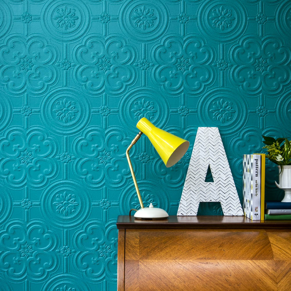 Anaglypta Wallpaper At Johnstones Painting And