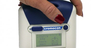 cromocon colour matching meter