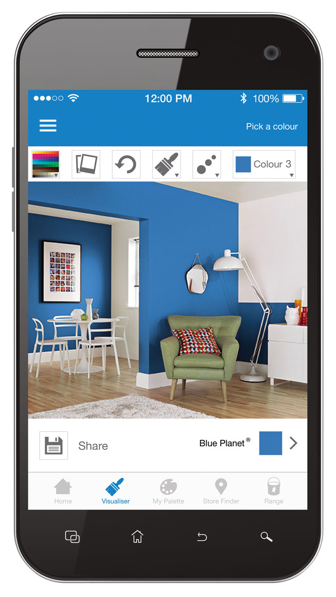 crown myroompainter app