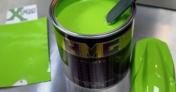 HMG Paints Ectoplasm Green