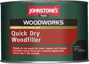Quick Dry Woodfiller