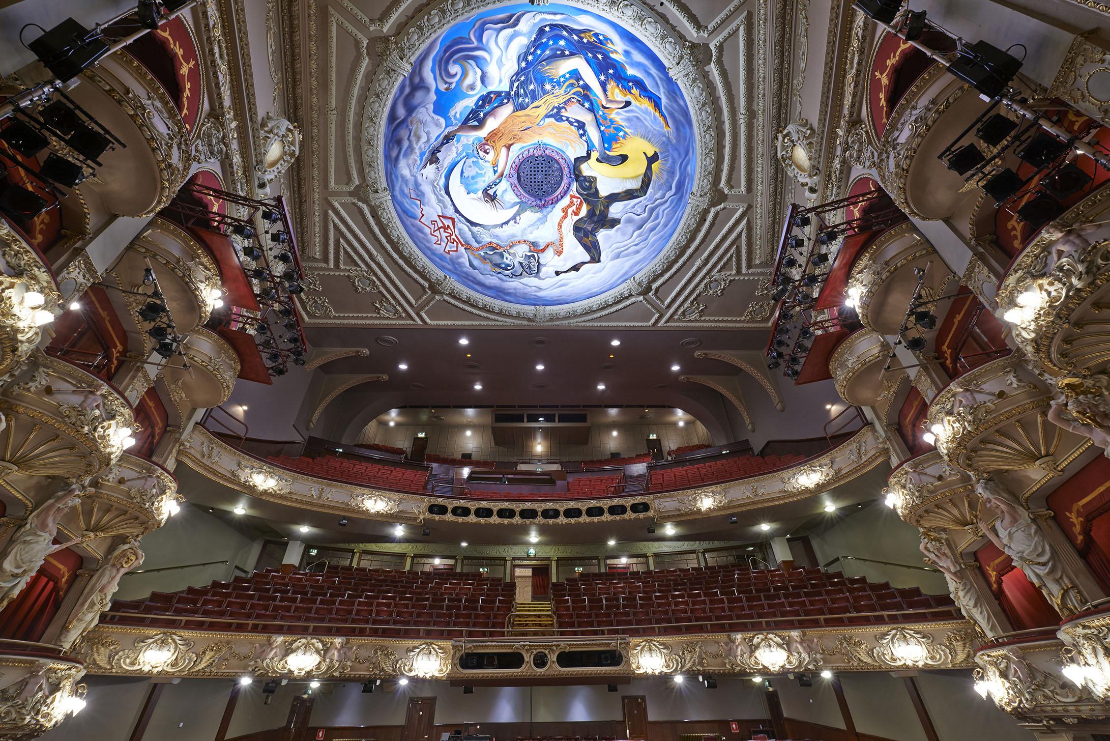 King's Theatre, Edinburgh - Johnstone's Trade
