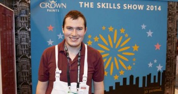 jordan jeffers crown trade apprentice decorator of the year