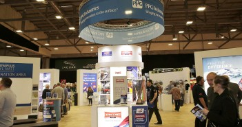 National Painting and Decorating Show PPG Coatings Stand