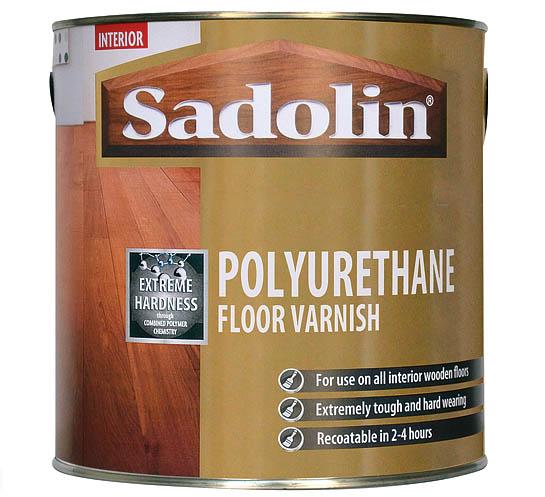 Sadolin floor finish Video