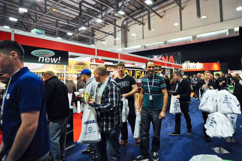 Painting and Decorating Show 2015