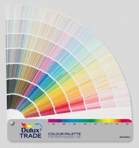 Dulux Trade Latest Colours
