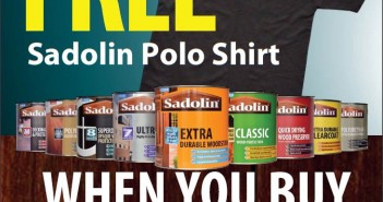 Free Sadolin Polo Shirt