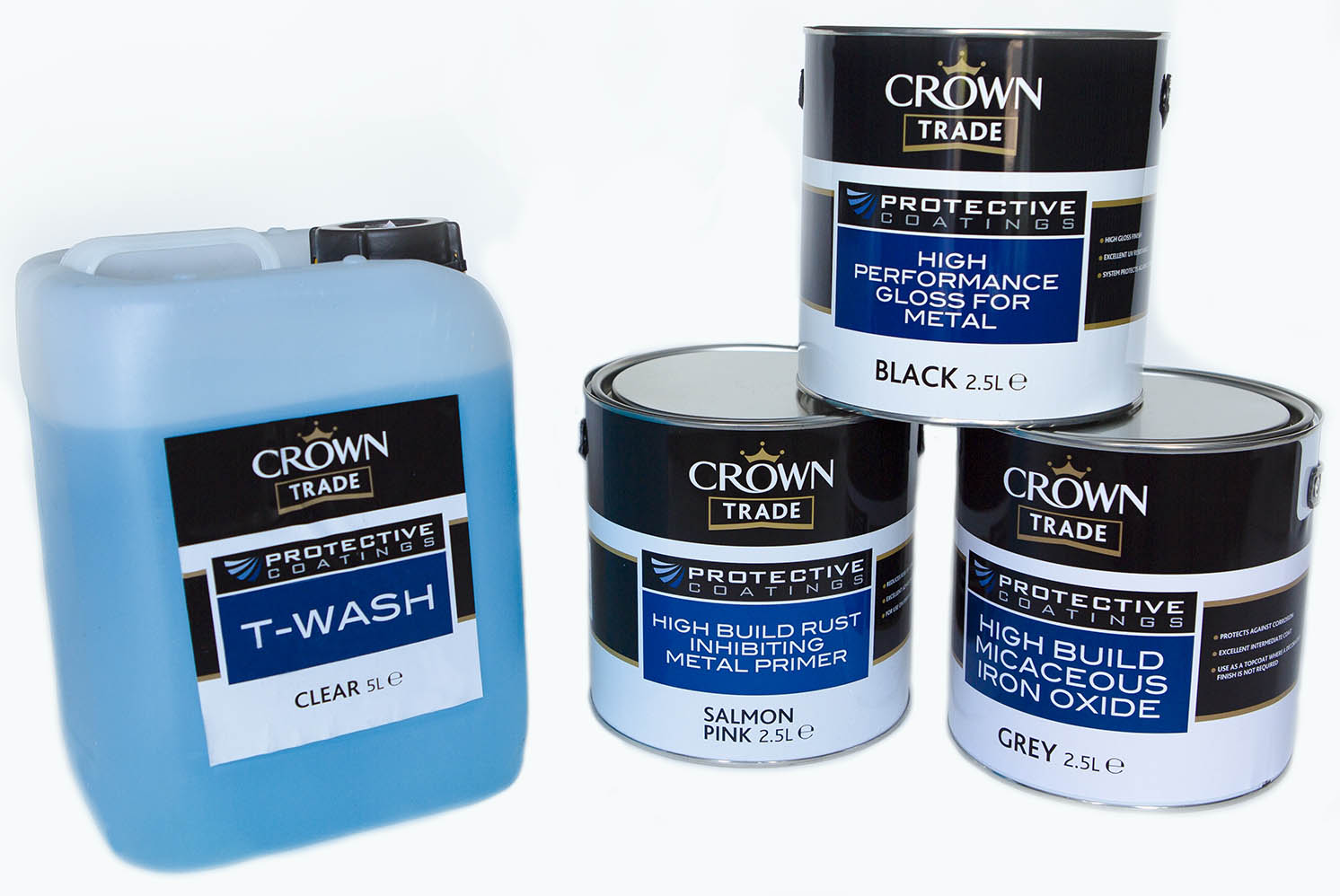 Crown Metal Gloss System