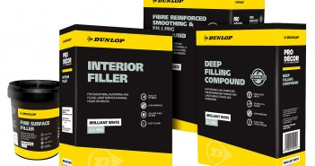 Dunlop Pro Décor at MyPaintbrush
