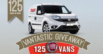 Johnstone's Vantastic Giveaway Competition