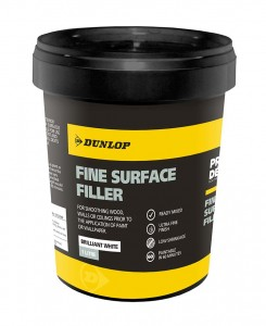 7198 Dunlop 3d Packs - Pro Decor 1ltr_Fine Surfac Filler