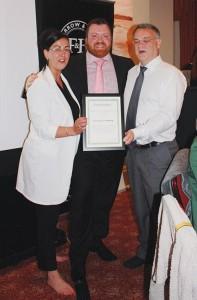 Kent Blaxill wins Farrow & Ball award