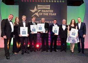 Johnstone's Community Spirit Award 2014 Winners